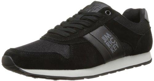 Jim Rickey Prisma, Sneaker uomo, Noir (Black), 42