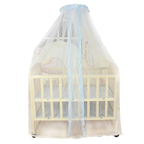 tonsee-summer-baby-bed-mosquito-mesh-dome-curtain-net-for-toddler-crib-cot-canopy-blue