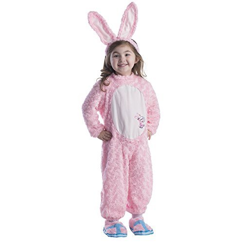 [Kids Energizer Bunny Costume - Size Toddler 4 by Dress Up America] (Energizer Bunny Costumes)
