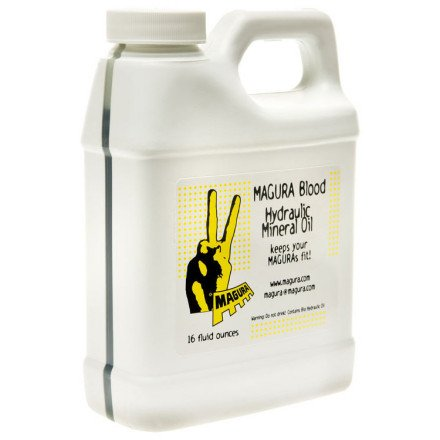 Image of Magura USA Blood Brake Fluid (B009DOD0YW)