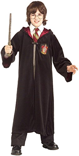 Harry Potter Premium Gryffindor Robe Child Costume - Large