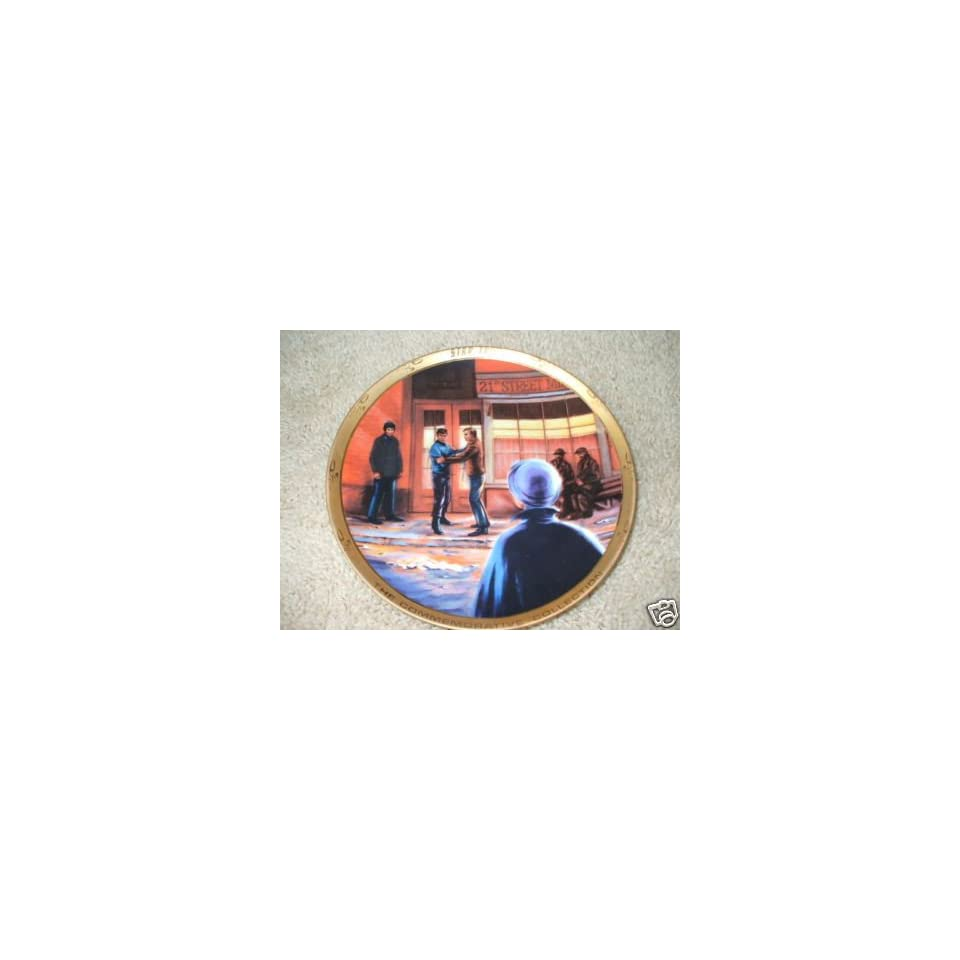 Star Trek City On The Edge of Forever Collectible Plate