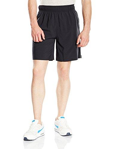 Under Armour- Pantaloni corti Uomo, colore Nero, taglia produttore XL