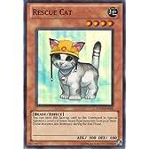 遊戯王 英語版 TU03-EN002 Rescue Cat レスキューキャット (スーパーレア)