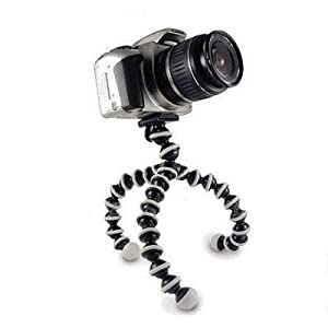 Etekcity® Mini Small Flexible Tripod/Holder/Stand for Digital Camera & Video Camera
