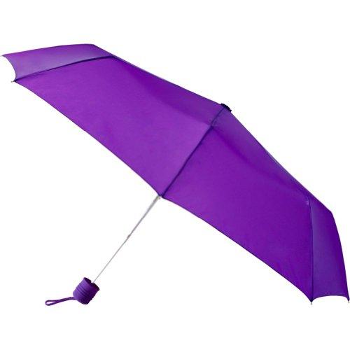 rainkist-mini-manual-folding-purple-one-size