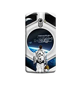 Ebby Premium Printed Back Case Cover With Full protection For Lenovo K4 Note A7010 (Designer Case)