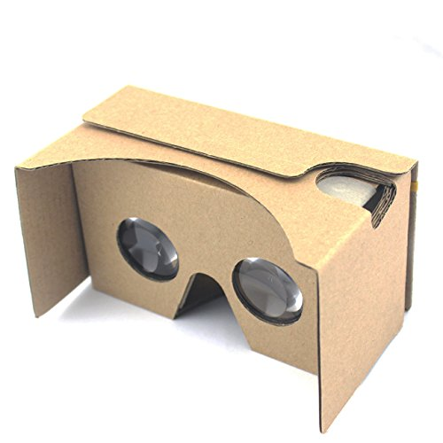 Check Out This Google Cardboard V2.0 3D Glasses VR Virtual Reality Cardboard Kit--Inspired by Google...