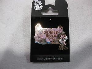 Disney Pin Disney's Caribbean Beach Resort