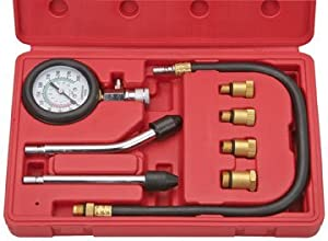 Compression Gauge Test Set for Engine Cylinders Diagnostic Tester from US General
