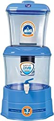 EAU 7 Stage 16 Liter Gravity Water Purifier - [Clean - Healthy - Affordable] - International Design - Sleek n Interesting