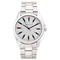 Laurels Polo 5 Analog Silver Matt Dial Men's Watch ( Lo-Polo-501)