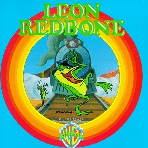 Original album cover of On the Track by Leon Redbone