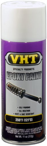 VHT SP651 Gloss White Epoxy All Weather Paint Can - 11 oz. (White Spray Can compare prices)