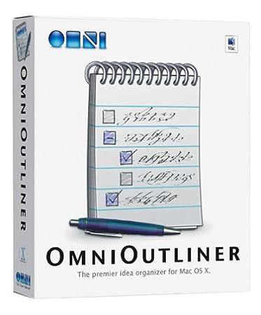 Omni Outliner 2.0