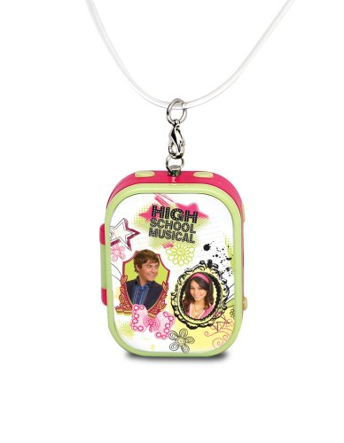 Senario High School Musical Micro Photo Keeper in Pink and Green