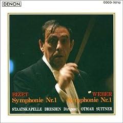 Bizet/Weber: Symphony No. 1