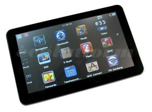 Best Price For Car GPS Navigation SAT NAV EU Maps, Radar