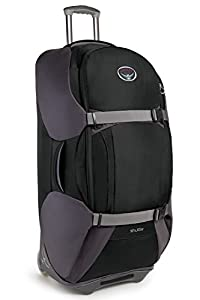 Osprey Shuttle 32-Inch/110 L  Wheeled Luggage, Charcoal Gray