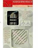 Sewing Essentials, 18 Pcs Household Repair Needles Set