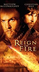 Reign of Fire [VHS] [Import]
