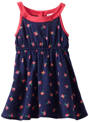 Review: Splendid Littles Baby-Girls  Parisian Tulip Dress, Navy, 12-18 Months