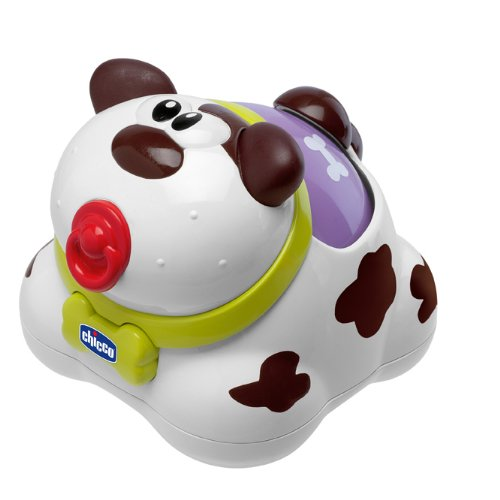 Chicco Push 'N Go Toby Dog - 1