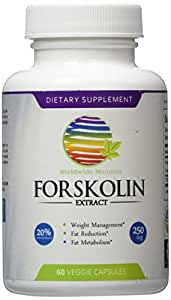 FORSKOLIN 250mg. Weight Loss Made Easier. Belly Fat Burner and Weight Loss Supplement. Lose Inches Off of Your Belly and All Over Your Body. Look Great and Feel Great. 5% of Profit Goes To Help Women and Children in the US. The Best Forskolin Product Because It Is Pure And Potent! Meets the Specifications Recommended by TV's Most Famous Doctor For Maximum Fat Burning-Yielding 50mg of Active Coleus Forskohlii Root Standardized to 20% in a 250mg Capsule. Made in the USA at a GMP Certified Facility with Third Party Testing for Purity and Potency. Guaranteed!