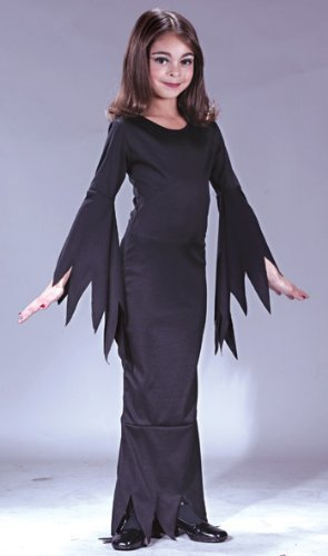 Great Group Halloween Costumes The Addams Family - Madame Morticia Child Costume L by Horror  sc 1 st  Baby to Boomer Lifestyle & Fun Group Halloween Costumes: The Addams Family