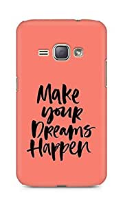 AMEZ make your dreams happen Back Cover For Samsung Galaxy J1 (2016 EDITION)