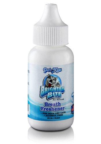 Bild: Petkiss Atemfrisch für Hund und Katze