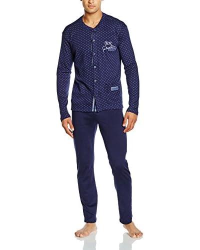 Cotonella Pijama Azul