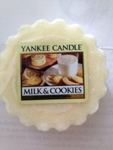 Yankee Candle Milk & Cookies .8 Oz Tarts Wax Melts