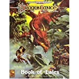 img - for Dragonlance Lairs (Advanced Dungeons & Dragons, 2nd Edition) book / textbook / text book