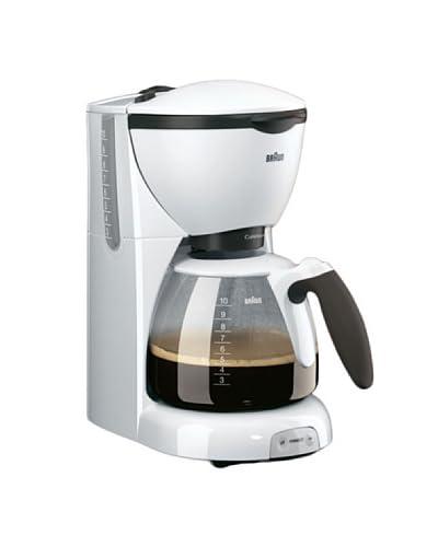Braun Cafetera KF520 CaféHouse Pure Aroma con filtro Brita