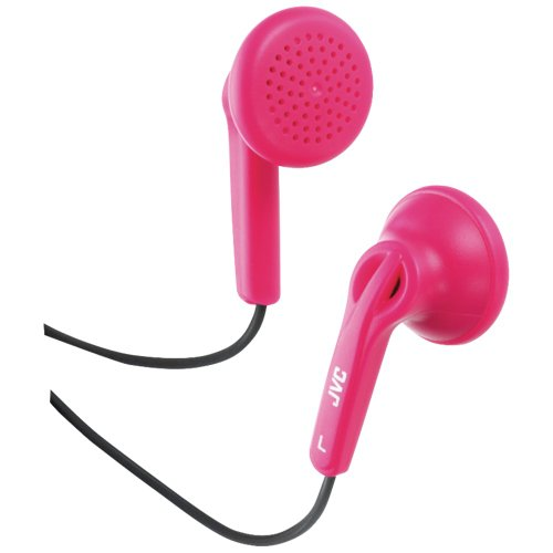 Jvc Haf10Cp Headphone Earbud With Case