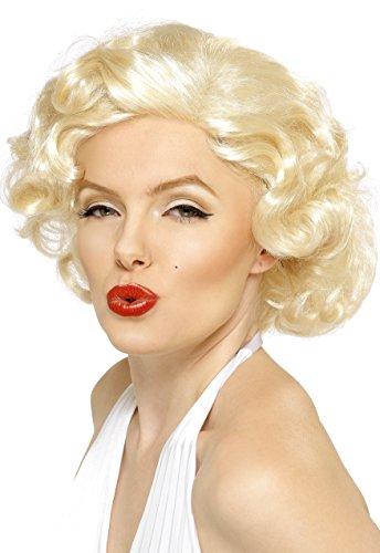 Blonde Bombshell Parrucca