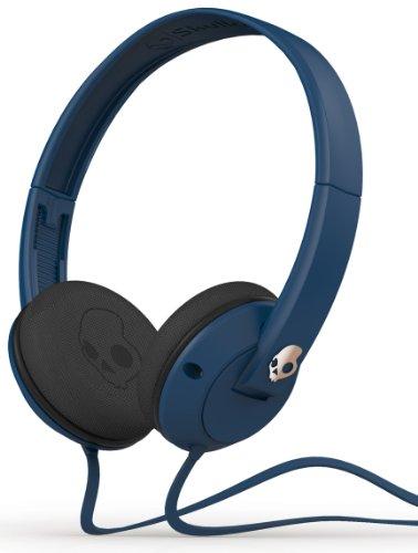 Skullcandy Uprock Premium Wired Headphone - Navy/Black/Copper