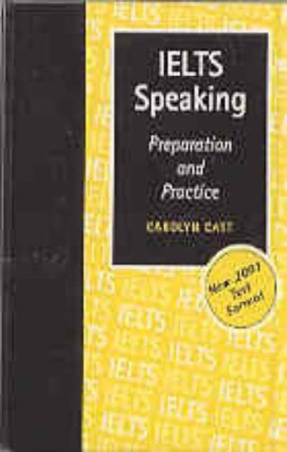ielts speaking preparation and practice