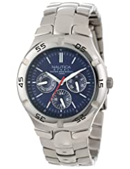 Nautica N10061 Stainless Steel Multi Function
