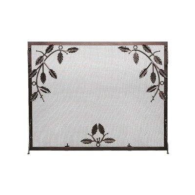 Minuteman International G-3830Z Weston Leaf Screen, Small (Fireplace Screen Leaves compare prices)