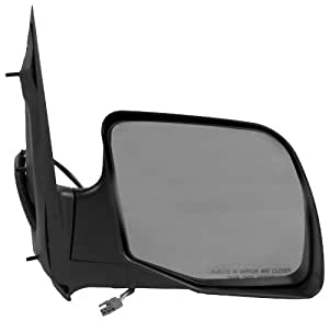 OE Replacement Ford Econoline Van Passenger Side Mirror Outside Rear View (Partslink Number FO1321229)
