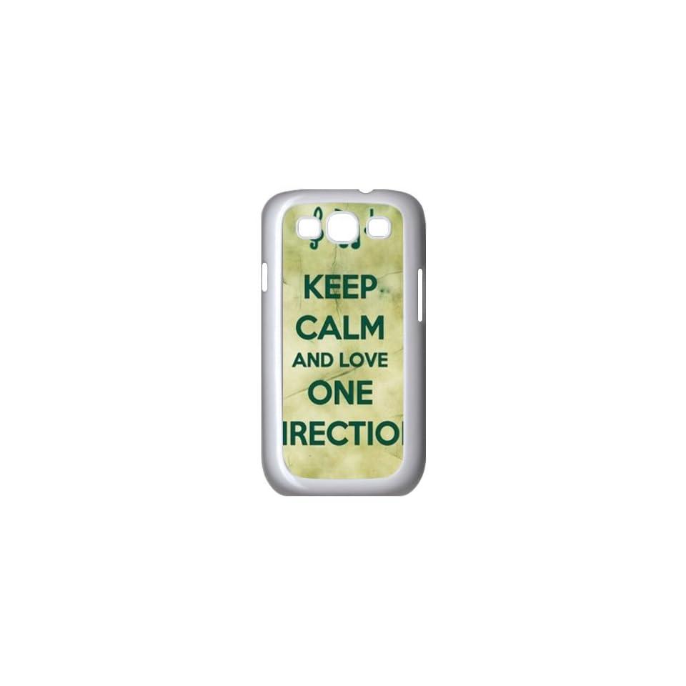 Designyourown Case One Direction Samsung Galaxy S3 Case Samsung Galaxy S3 I9300 Cover Case SKUS3 1477