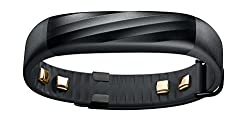 JAWBONE UP3 Activity Tracker for Smartphones - Retail Packaging - Black Twist