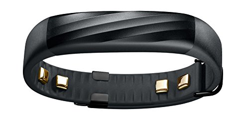 JAWBONE UP3 Activity Tracker for Smartphones - Retail Packaging - Black Twist  available at amazon for Rs.7024