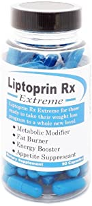 Liptoprin-rx Extreme - Best Weight Loss Pills - Best Thermogenic Fat Burners Supplement Capsules Lose Weight Fast Men Women 90 Diet Pills from INC