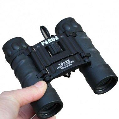 Panda 16X25 Zoom Hd Blue Membrane Binoculars Tourism Telescope