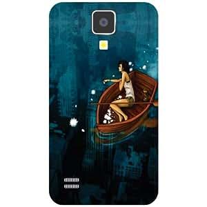 Samsung I9500 Galaxy S4 Back Cover - Boat Designer Cases