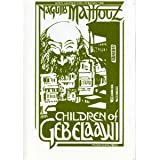 Children of Gebelaawi (1578890381) by Mahfouz, Naguib