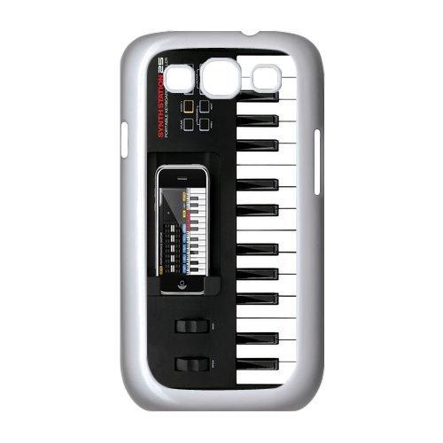 Unique Custom Piano Keyboard For Samsung Galaxy S3 I9300 Plastic Case Shell @Darlene Rhodes